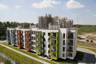 Квартиры в Подмосковье продаются по цене от 2.7 до 5.8 миллионов рублей
