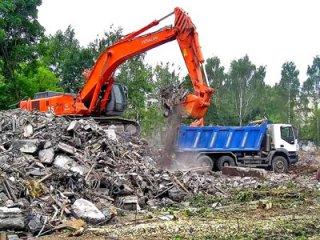 Что надо знать о вывозе строительного мусора