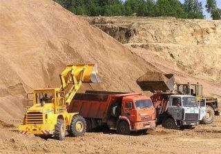 Какой песок лучше выбрать для строительных работ