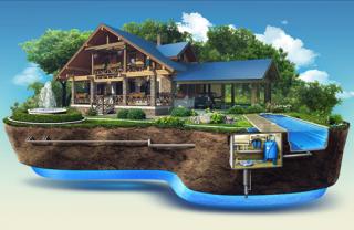 Как сделать водоснабжение в жилом доме