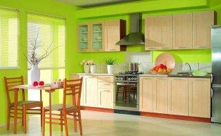 Влияние цвета кухни на аппетит
