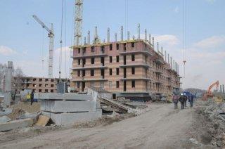 В Волгоградской области темпы ввода жилья увеличились более чем на 50 процентов