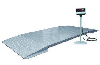 Использование платформенных весов в строительной сфере
