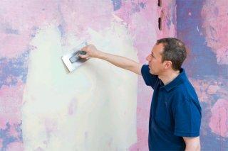 Учимся шпаклевать стены самостоятельно
