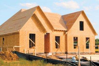 Как строятся дома из SIP-панелей