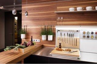 Кухня должна быть не только красивой, но и функциональной