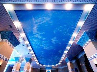 Правильная установка светодиодных светильников на натяжных потолках