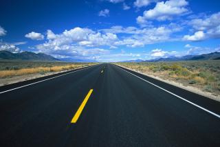 Особенности строительства дорог