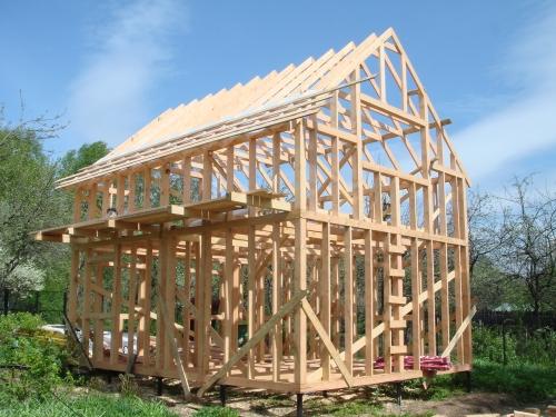Технологии строительства каркасный дом - youtube