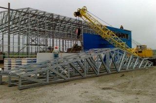 Особенности применения металла в строительстве