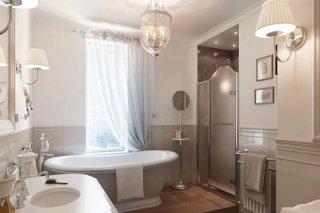 Тонкости создания ванной комнаты