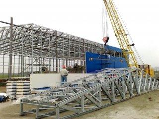 Строительство высокотехнологичных зданий из ЛСТК под ключ