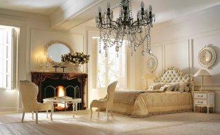 Мебель для спальни из Италии – хорошее решение для уютной комнаты