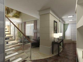 Какую лестницу сделать в двухуровневой квартире