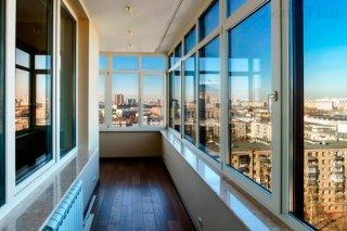 Остекление балкона в вашей квартире