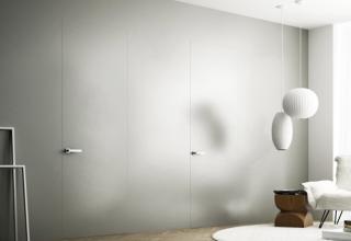 Особенности дверей-«невидимок»