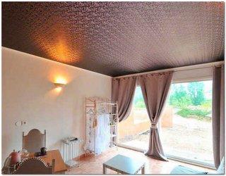 Преимущества тканевых натяжных потолков