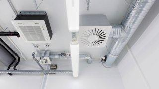 Проектирование и монтаж вентиляции в загородном коттедже